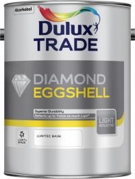 Dulux Diamond Eggshell Light & Space Lumitec Base 5l