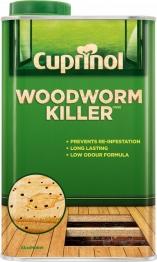 Cuprinol Woodworm Killer (wb) 1l