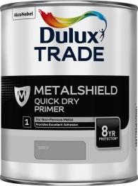 Dulux Metalshield Quick Dry Metal Primer 1l