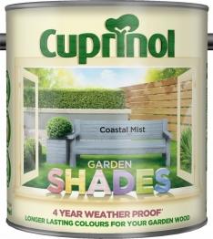 Cuprinol Garden Shades Coastal Mist 2.5l