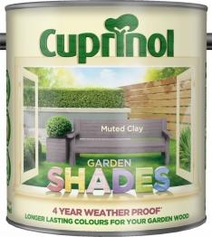 Cuprinol Garden Shades Muted Clay 2.5l