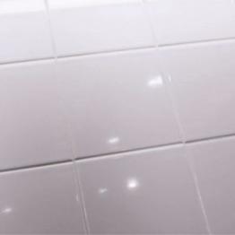 Johnson Tiles Opal White 152mm X 152mm