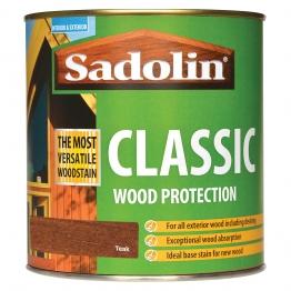 Sadolin Classic Wood Protection Teak 1l