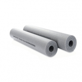Kaifoam Pe Pipe Insulation 2m Tube Semi-slit 22mm X 13mm