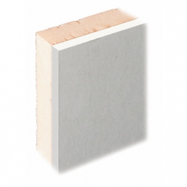 Knauf Thermal Laminate Plus Tapered Edge 35mm X 2400mm X 1200mm (2.88m²/sheet)
