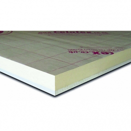 Celotex Pl4000 12.5mm Thermal Laminate 1200mm X 2400mm X 60mm