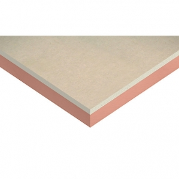 Kingspan Kooltherm K18 Insulated Plasterboard 12.5mm Facing 2400mm X 1200mm X 25mm