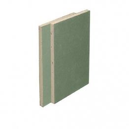 British Gypsum Gyproc Moisture Resistant Plasterboard Square Edge 12.5mm 2400mm X 1200mm X 12.5mm (2.88m²/ Sheet)