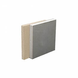British Gypsum Gyproc Plank Grey Tapered Edge 19mm 2400mm X 600mm (1.44m²/sheet)