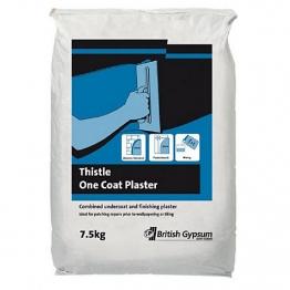 Thistle One Coat Plaster 7.5kg