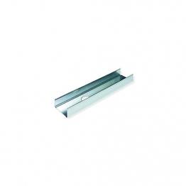 British Gypsum Gypframe Folded Edge Channel 72 Fec 50 3600mm
