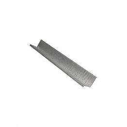 British Gypsum Gypframe Steel Angle 25mm X 25mm X 0.5mm X 2900mm Fea1