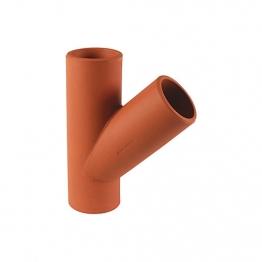Hepworth Supersleve 150 Oblique Junction 150mm X 100mm X 45 Degree