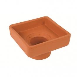 Hepworth Vitrified Clay Dish 100mm Diameter Rdr2