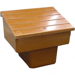 National Grid (transco) Semi-buried Gas Meter Box
