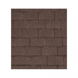 Redland Plain Roof Tiles Brown 02 (615102)