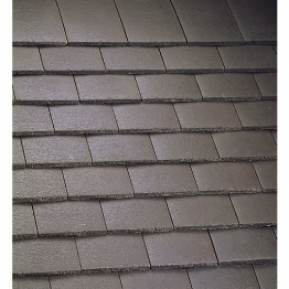 Marley Plain Roofing Tile Smooth Brown