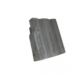 Redland Renown Lh Cloaked Verge Slate Grey
