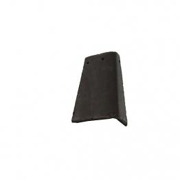 Redland Lh 90 Deg Ext Angle Slate Grey