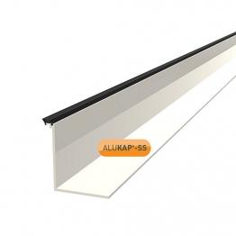 Alukap-ss Low Profile Cap 6.0m White