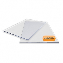 Axgard Clear 5mm Uv 620mm X 2050mm