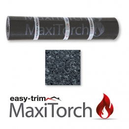Easy Trim Maxi Torch Sbs Black 1m X 8m
