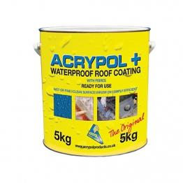 Acrypol+ Waterproof Roof Coating Grey 5kg