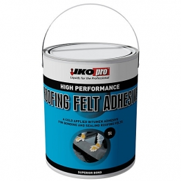 Ikopro Roofing Felt Adhesive 5 Ltr