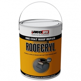 Ikopro Roof Cryl Black 5kg