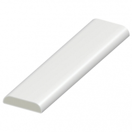 Eurocell Window Trim Upvc Pencil Round Architrave White 95mm X 5m