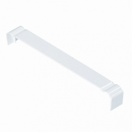 Eurocell Roofline Profile Upvc Double Capping Board Corner Trim White