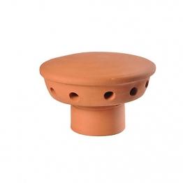 Hepworth Chimney Pots Chimney Pot Fluvent Red 205mm Yl13r