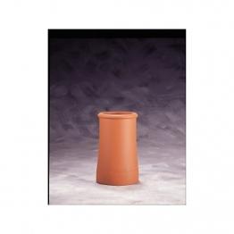 Hepworth Chimney Pots Roll Top Buff 375mm Ym18b