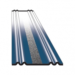 Danelaw Bonding Gutter 225 X 3000mm