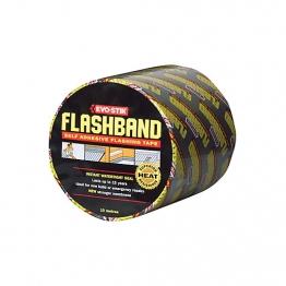 Evo-stik Flashband Grey 75mm X 10m