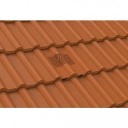 Manthorpe Double Roman Tile Vent Terracotta Gtv-dr-tr