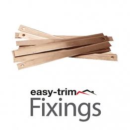 Easytrim Copper Slate Strap (100)