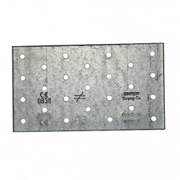 Nail Plate Fastener Galvanised 100mm X 140mm