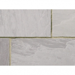 Natural Paving Products Grey Calibrated Sandstone Project Pack 15.84m2