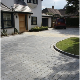 Natural Paving Fossestone 250 X 150 Single Size Pack