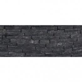 Natural Paving Walling Carbon Black Cottagestone Walling Mix Pack