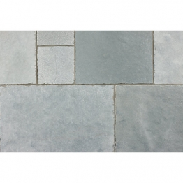 Marshalls Fairstone Antique Silver Limestone Multi Project Pack 16sqm