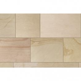 Marshalls Fairstone Sawn Autumn Bronze Multi Project 11m²