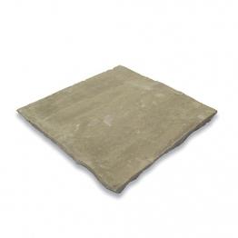 Bradstone Natural Sandstone Paving Slab Autumn Green 600 X 300 X 22mm