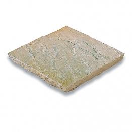 Bradstone Natural Sandstone Paving Slab Fossil Buff 600mm X 450mm X 22mm