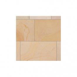 Marshalls Fairstone Sawn Golden Sand Multi 560 X 560 X 22mm