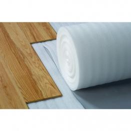 4trade Comfort White Foam Underlay 15m X 1m X 2mm