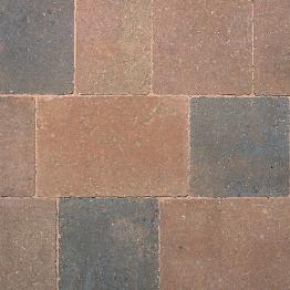 Charcon Woburn Concrete Block Paving Original 100mm X 134mm X 60mm Small Rustic