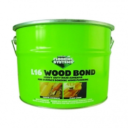 Laybond L16 Wood Bond Heavy Duty Flooring Adhesive 10l
