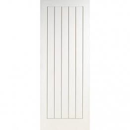 35mm Internal Moulded Suffolk Grain Door. Imperial 6'6